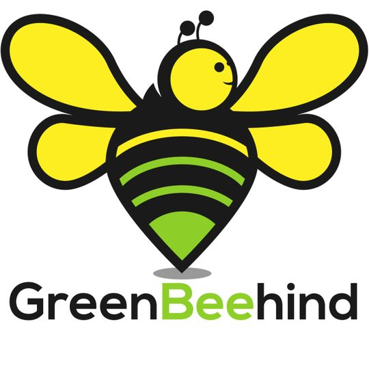 d58c53454f01e68c logo greenbeehind white