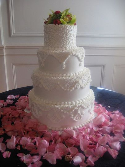 wedding cake bakeries in concord nc icing on the edge reviews amp ratings wedding cake 21819