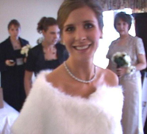 Amy. Dec 2009 bride.