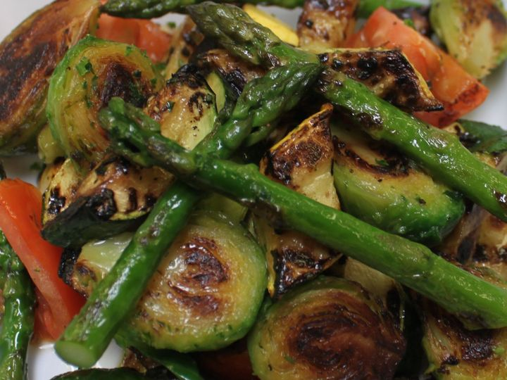 Tmx 1528494655 7701d855c3eff081 1528494653 2b4a59a1523b2126 1528494641478 27 Grilled Vegetable Ventura wedding catering