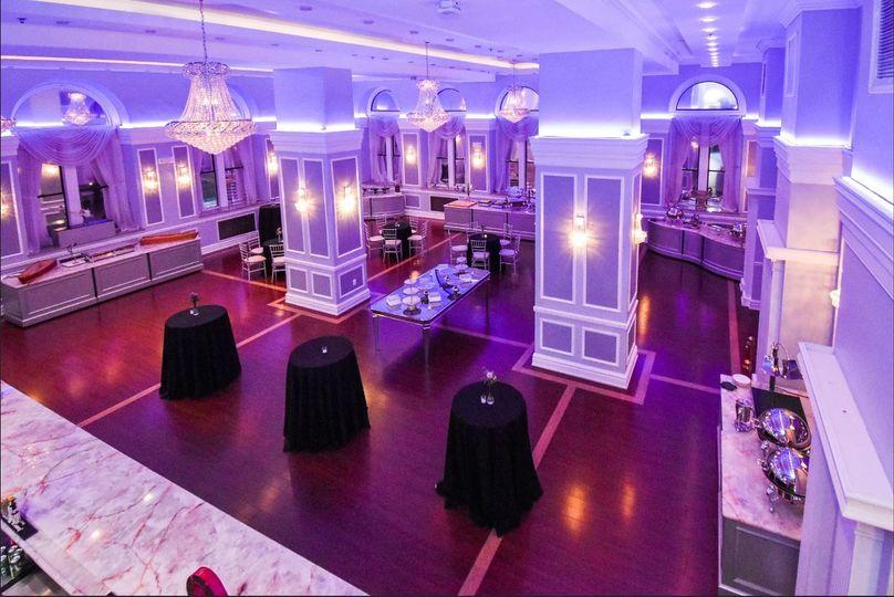 Sylvania cocktail room