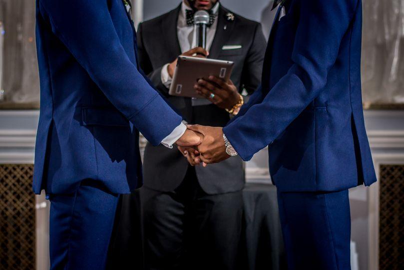 Ceremony proper | Ken Maurice Studios