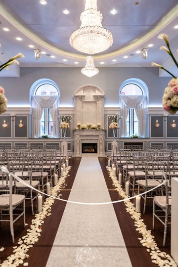 Aisle | Ashley Gerrity Photography