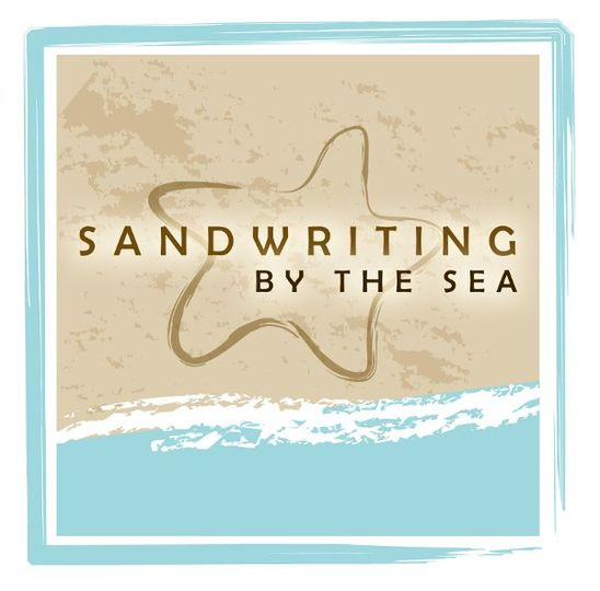 Sandwritingbythesea