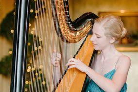 Sophie Graf, Harpist