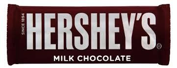 Hershey's Chocolate Bar for Personalized Wedding Wrappers
