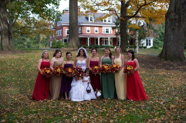 Fall Foliage at the Cameron Estate Inn