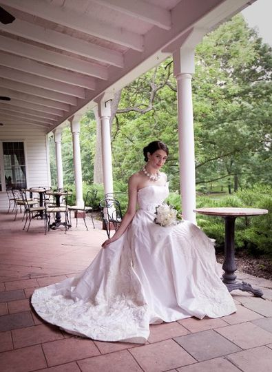 On the Front Porch in April at the Cameron Estate Inn Kate's Lens Photography