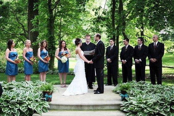 Donegal Spring Garden Ceremony Location