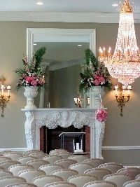 The Conservatory Fireplace