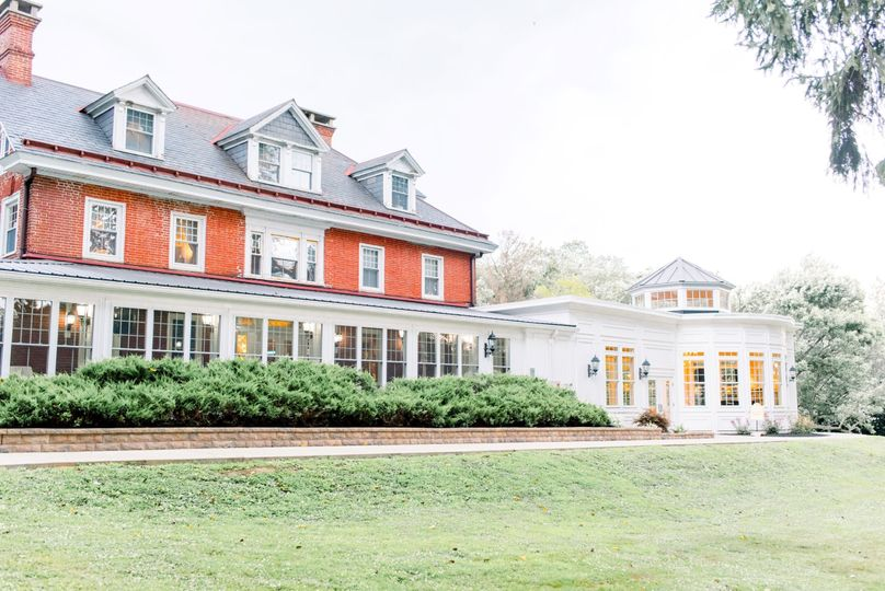 Cameron Estate exterior