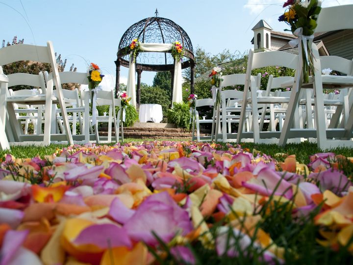 Tmx Gazebo With Petals 51 22704 159983740441720 Mount Joy, PA wedding venue