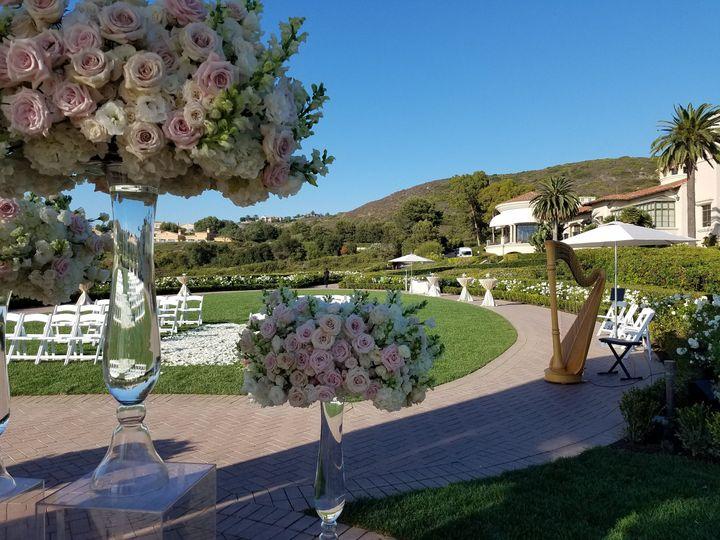 Wedding at Pelican Hills