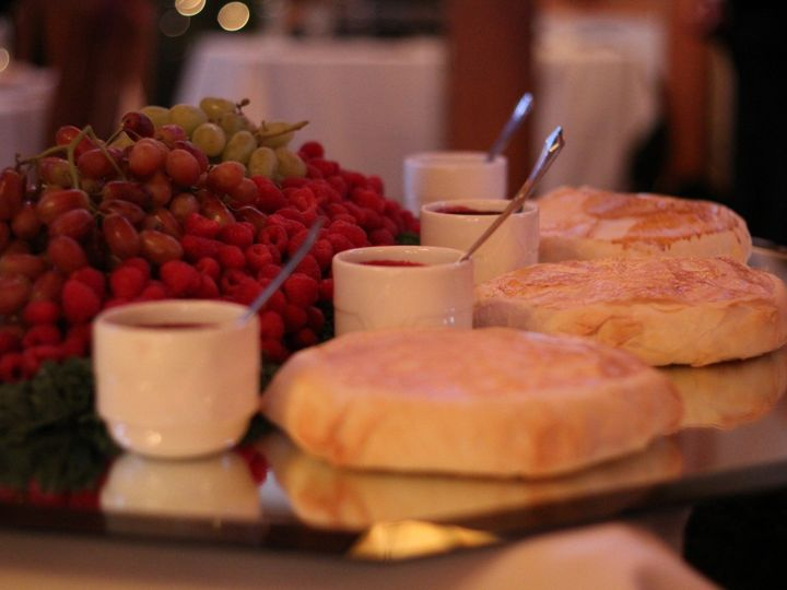Tmx 1426791045827 Ah Baked Brie Crudite Akron, NY wedding venue