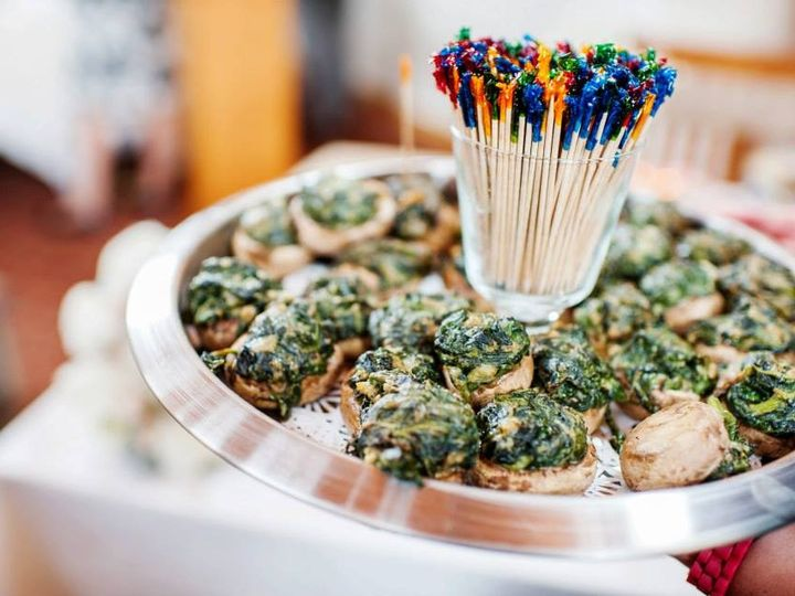 Tmx 1426791199813 Lydia Maybee Photography Stuffed Mushrooms Akron, NY wedding venue