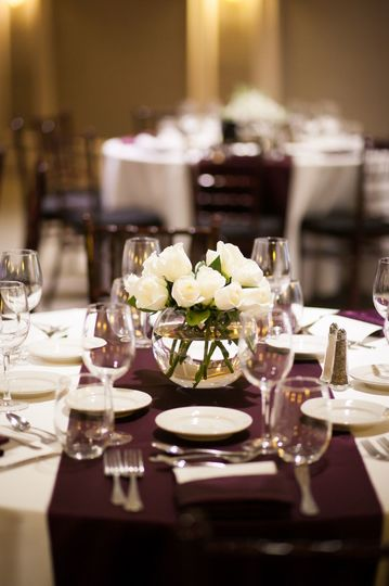 Reception at the Addison, Boca Raton, FL Photo by Chelsea Victoria Photography
