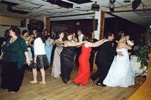 Group Danceing