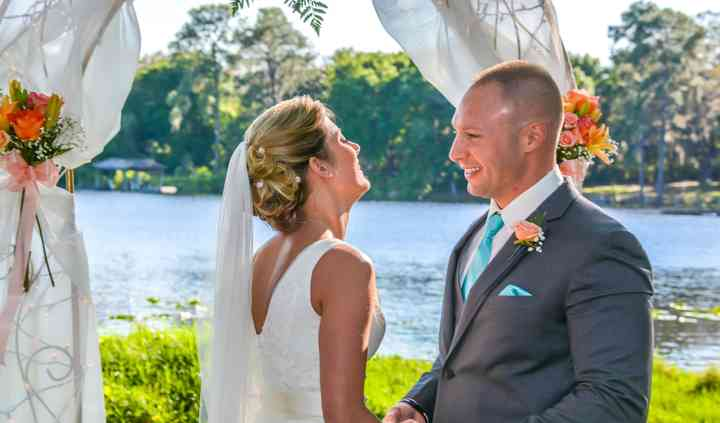 A Beautiful Wedding in Florida