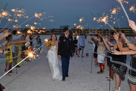 Tmx 1380735962676 Sparklers Clearwater, Florida wedding officiant