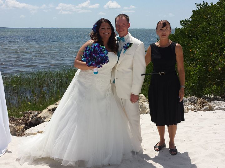 Tmx 1399405746718 Kati Clearwater, Florida wedding officiant