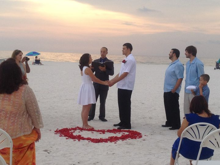 Tmx 1413818980996 Img7676 Clearwater, Florida wedding officiant