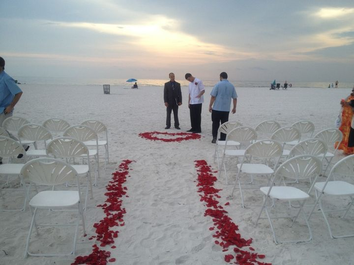 Tmx 1413819000499 Img7653 1024x768 Clearwater, Florida wedding officiant