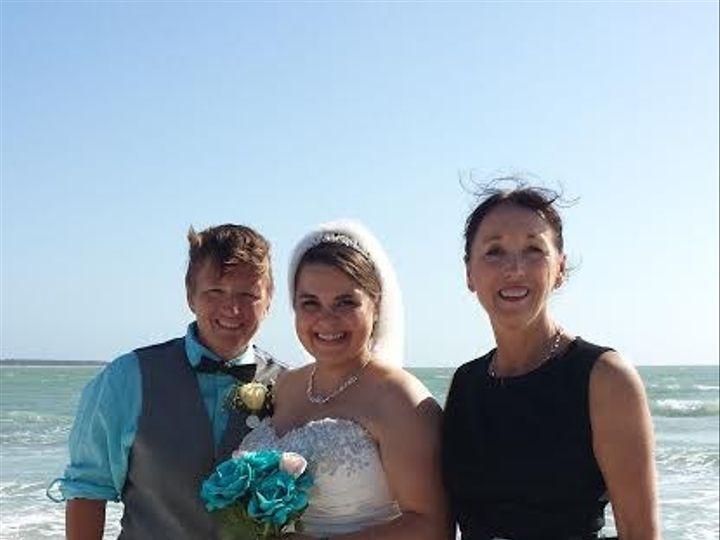 Tmx 1433372371569 Mariec Clearwater, Florida wedding officiant