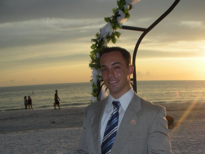 Tmx 1439495489090 George Clearwater, Florida wedding officiant