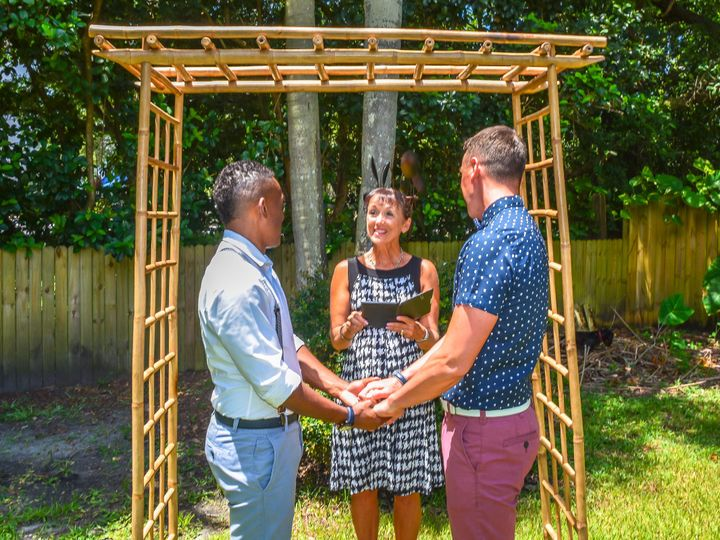 Tmx 1441145186351 Alton2 Clearwater, Florida wedding officiant