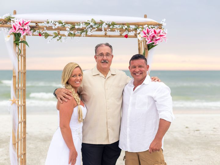 Tmx 1441147152113 Brittanywedpic2 Clearwater, Florida wedding officiant