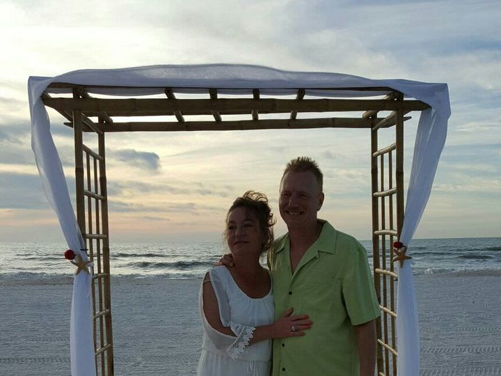 Tmx 1454553977233 Brian And Michaelle Clearwater, Florida wedding officiant