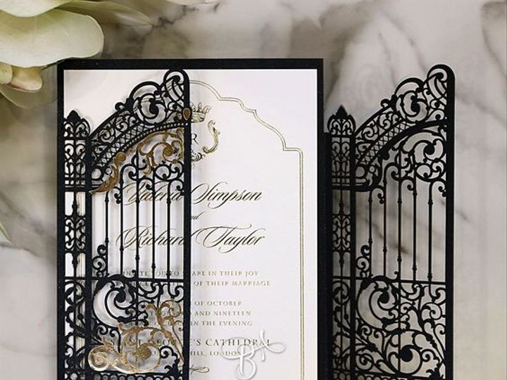 Tmx 72 51 927704 160503657834801 Rice, MN wedding invitation