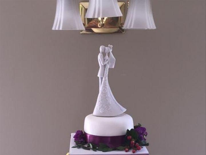 Tmx 1414091443862 106785317214655612564503877428813531270216n Providence, Rhode Island wedding cake