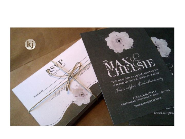 Tmx 1363881065118 Kaseyajohnson47 Rochester wedding invitation