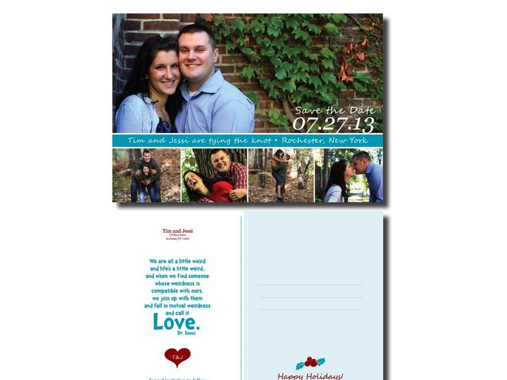 Tmx 1363881338703 Kaseyajohnson474 Rochester wedding invitation
