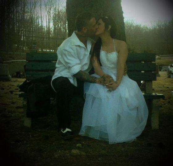 My First Wedding Ceremony
