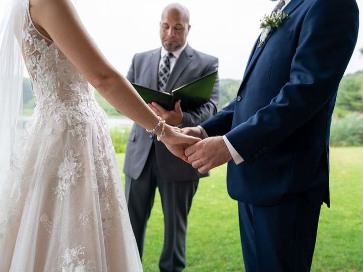 Tmx At The Altar 51 720804 160130091051111 Wolcott, CT wedding officiant