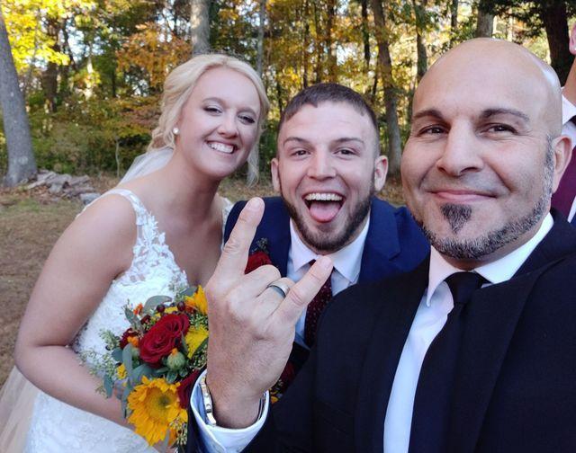 Tmx Couples Selfie 10 51 720804 160130091156885 Wolcott, CT wedding officiant