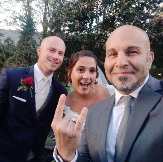Tmx Couples Selfie 11 51 720804 160130091066992 Wolcott, CT wedding officiant