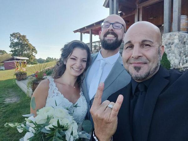 Tmx Couples Selfie 16 51 720804 160130091155182 Wolcott, CT wedding officiant
