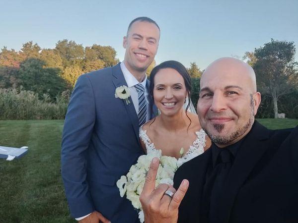 Tmx Couples Selfie 17 51 720804 160130091158151 Wolcott, CT wedding officiant