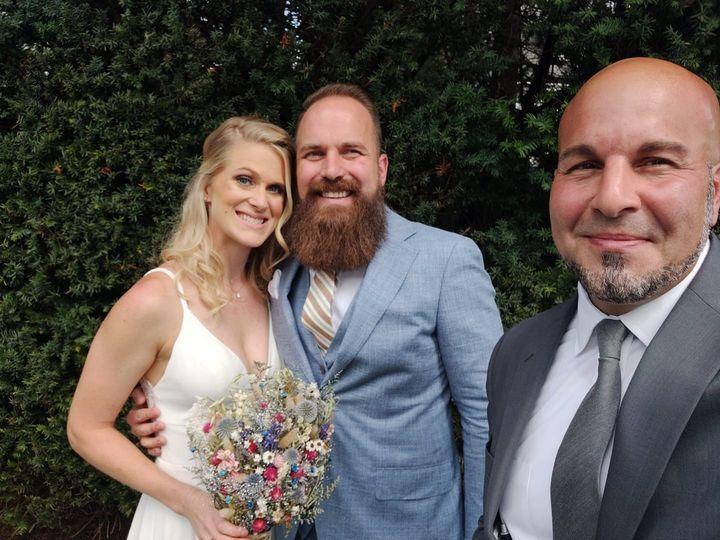Tmx Couples Selfie 2 51 720804 160130091053065 Wolcott, CT wedding officiant