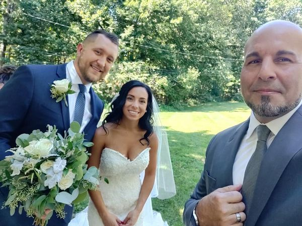 Tmx Couples Selfie 4 51 720804 160130091038898 Wolcott, CT wedding officiant