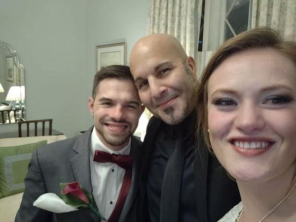 Tmx Couples Selfie 9 51 720804 160130091183787 Wolcott, CT wedding officiant