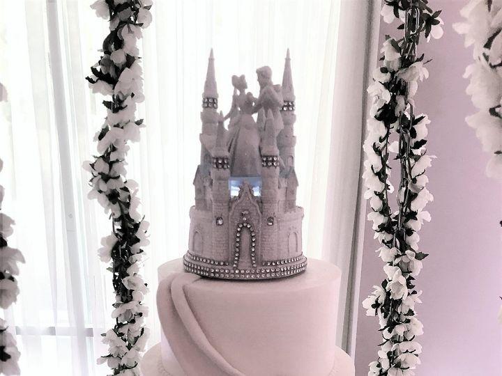 Tmx Disney Castle Cake 51 760804 159346554824176 Saint Petersburg, FL wedding cake