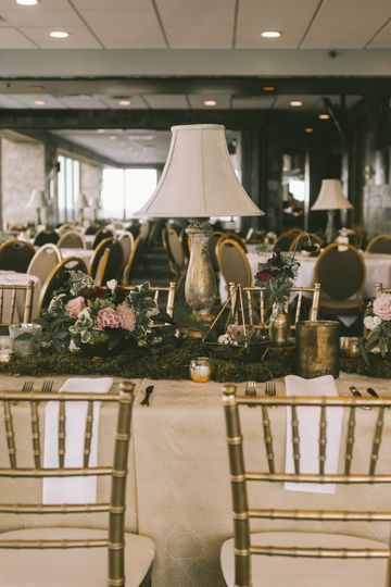 Memorable and lovely centerpieces
