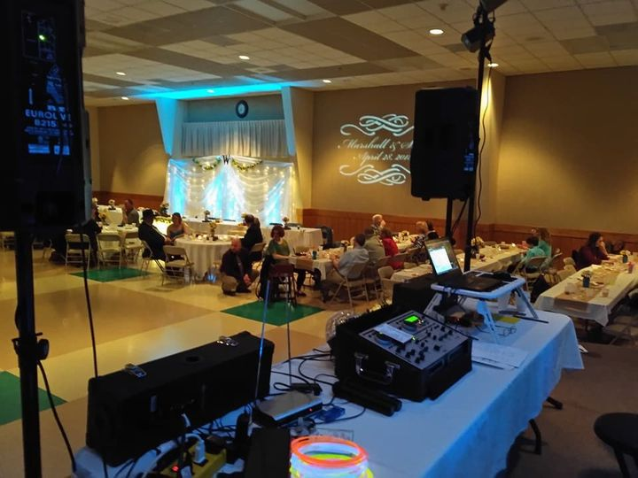 Tmx Carrolltown Up Light Gobo 51 562804 1569440107 Portage, PA wedding dj
