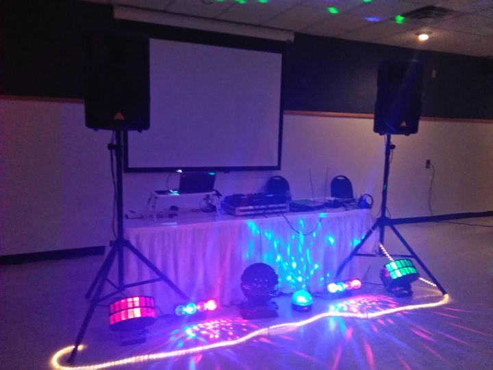 Tmx Dj Set Up Solomon Run Fire Hall 2019 51 562804 1569440503 Portage, PA wedding dj
