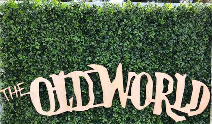 Old World Events & Catering