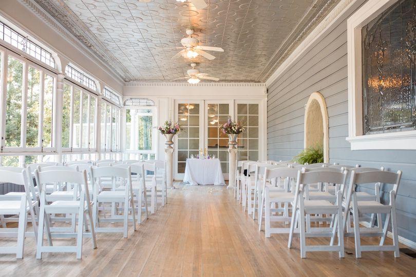 Sequoia Mansion by Wedgewood Weddings